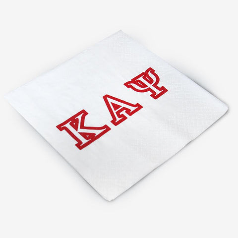 KAP - Kappa Alpha Psi - Beverage Napkins (20ct)