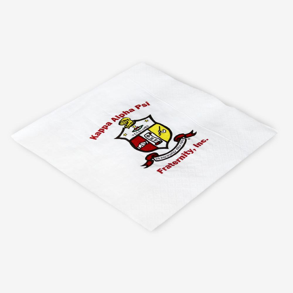 KAP - Kappa Alpha Psi - Dinner Napkins (20ct)