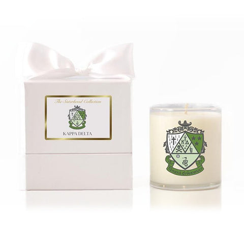 KD - Kappa Delta - CrestScent™  Sisterhood Candle