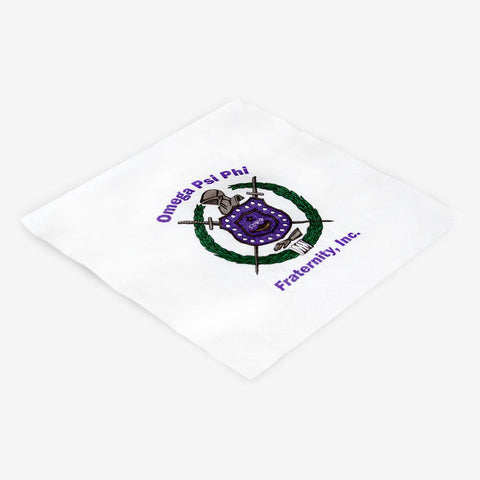 OPP - Omega Psi Phi - Dinner Napkins (20ct)