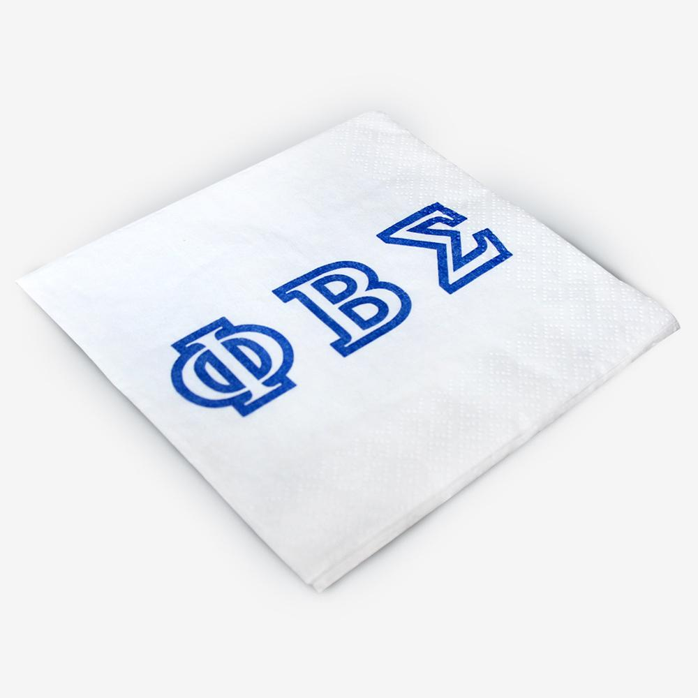 PBS - Phi Beta Sigma - Beverage Napkins (20ct)