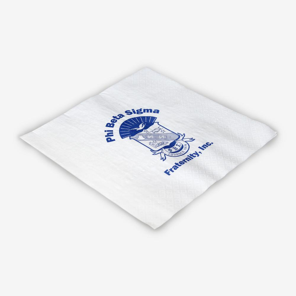 PBS - Phi Beta Sigma - Dinner Napkins (20ct)