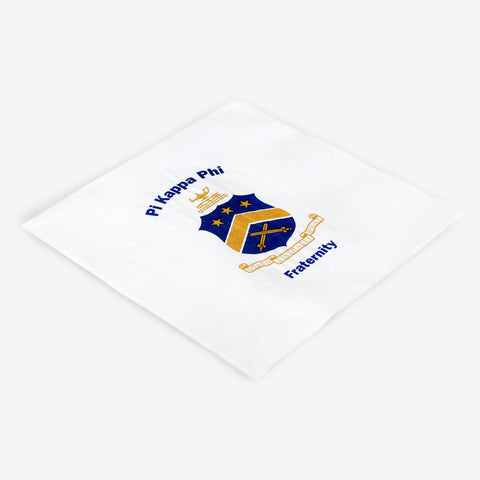 PKP - Pi Kappa Phi - Dinner Napkins (20ct)