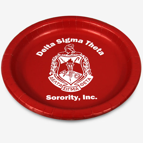 "DST 10.25"" Plate (8ct)"