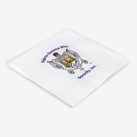 SGR - Sigma Gamma Rho - Dinner Napkins (20ct)