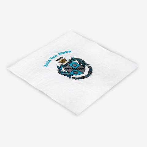 ZTA - Zeta Tau Alpha - Dinner Napkins (20ct)