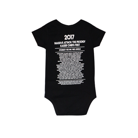 2017  BABYGRO COCKENFLAP -BLACK
