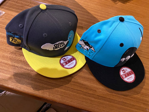 New Era Clockenflap Cap