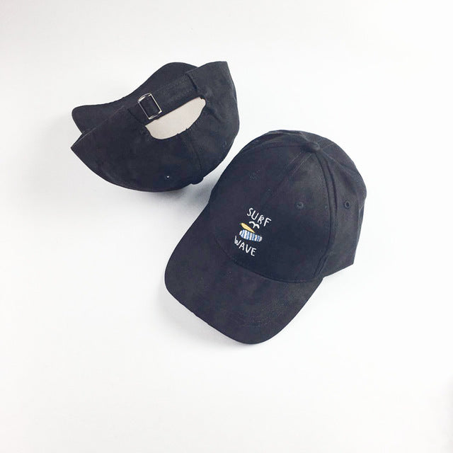 'Surf Wave' Cap, - Koreanbae