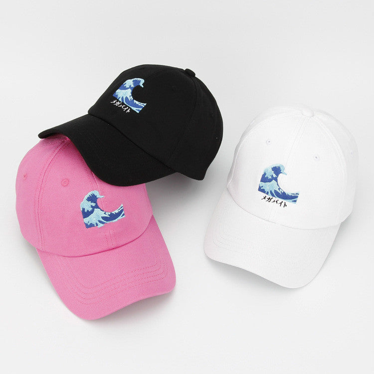 'Waves' Cap, - Koreanbae