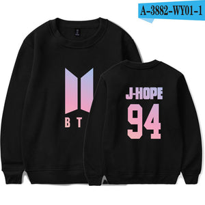 'BTS Members' Sweatshirt, - Koreanbae