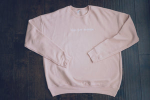 Faith Over Feelings Crewneck