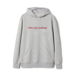 Faith Over Feelings Grey Hoodie