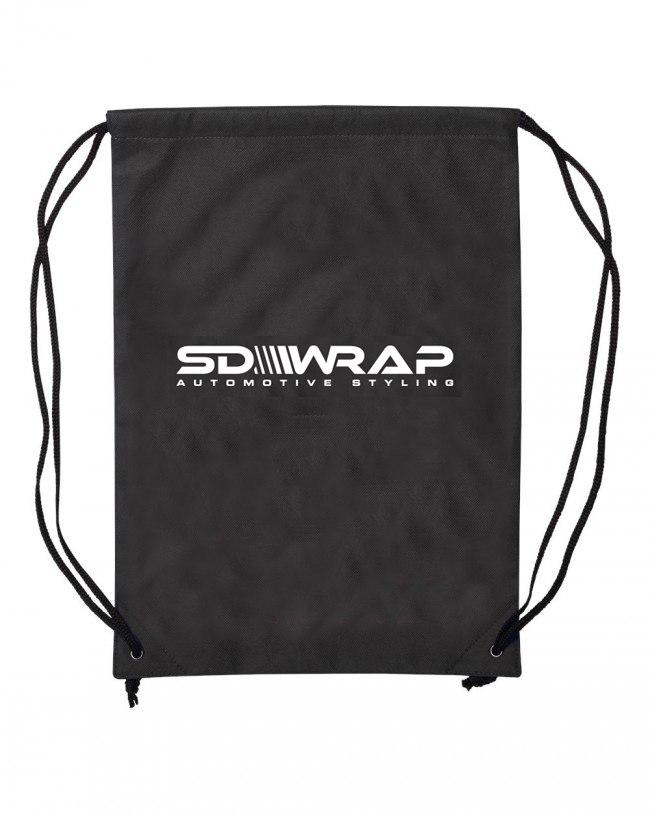 SD Wrap Drawstring Backpack