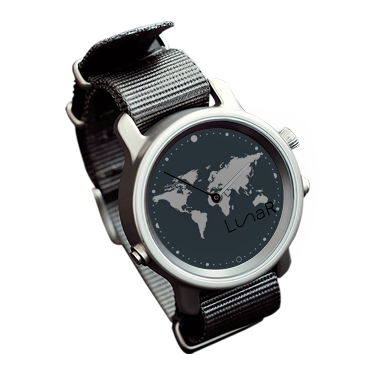 LunaR Earth [ SPECIAL EDITION ] - LunaR Smartwatch