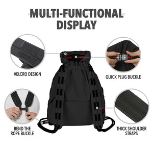 OHMY FIT 30L Multifunctional drawstring Bag