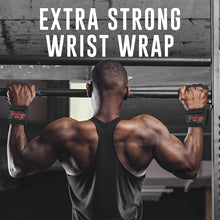 Wrist Wrap Glove - STRONG MEN