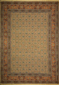 5 x 8 Persian Moud Rug All-Over Design - Rugs.net