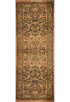 "2'7"" x 6'7"" Persian Sarough Runner Rug Faded Color - Rugs.net"