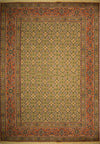 4'8 x 8'4 Persian Moud Rug All Over Design - Rugs.net