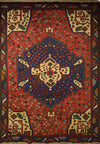 4 x 6 Persian Bakhtiar Tribal Rug - Rugs.net