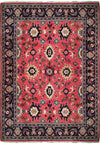 "7 x 10'6"" Persian Sarough Rug"