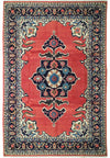 "7 x 10'8"" Persian Sarough Rug"