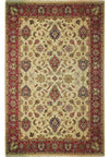"5'6"" x 8 Vegetable Dyed Chobi Rug"