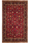 5 x 8 Persian Bijar All Over Design | One of a Kind High End