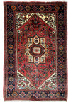 2'5 x 4 Persian Gholtogh Rug