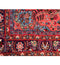 "6'8"" x 6'8"" Persian Sarough Square Rug"