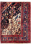 3 x 4 Antique Persian Nahavand Rug