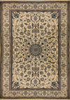 "Persian Nain 8'20"" x 11'16"" small elegant medaillon - Rugs.net"