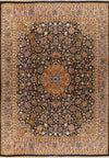"Persian Mashad Rug 9'68"" x 12'89"" with signature - Rugs.net"