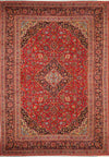 10 x 14 Persian Kashan Rug | known from TV Show Shark Tank