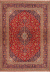 10 x 13 Persian Kashan Rug | Know from TV Show Shark Tank