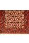 2'7 x 8'5 Persian Bijar All Over Design Rug