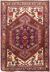 3 x 5 Antique Persian Enjlas Rug