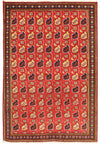 3 x 5 Tabriz All Over Design Rug