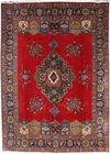 10 x 13 Persian Tabriz Rug | signed by weaver