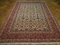 8 x 11 Antique Persian Isfahan All Over Design Rug