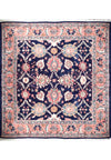 7 x 7 Persian Sarough Square Rug