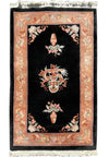 3 x 5'5 Antique Oriental Art Deco Rug