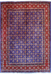 10 x 13 Persian Kashmar All Over Design Rug
