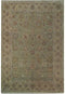 6' x 9' Transitional Chobi Vegetable Dyed Rug