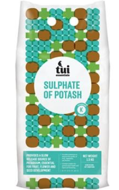 Tui Fertiliser Granulated