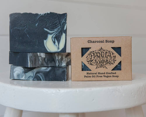 Hand Crafted Soap - Charcoal
