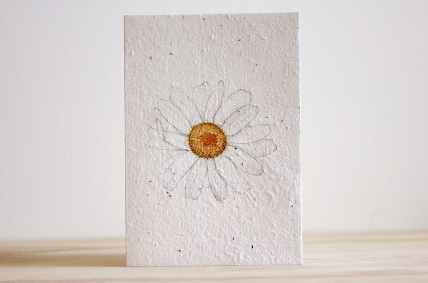 Daisy Daze Blooming Card