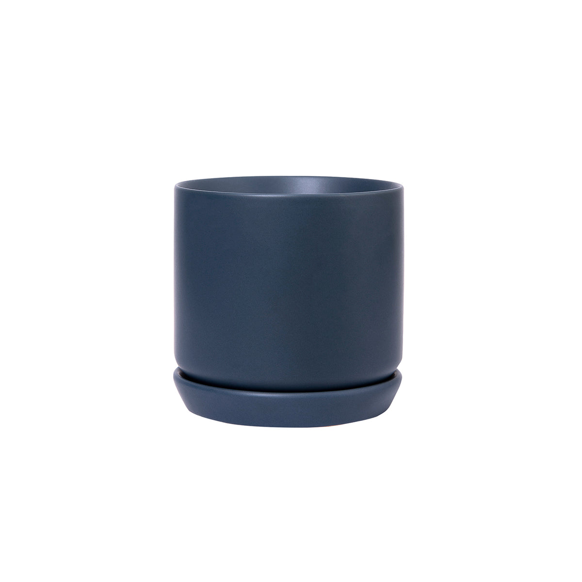 Oslo Planter - Muted Navy