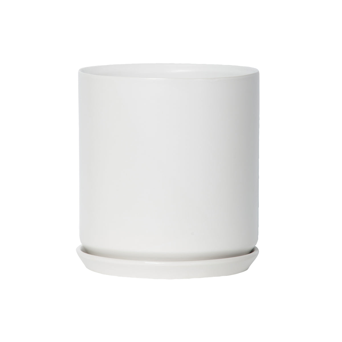 Oslo Planter - White